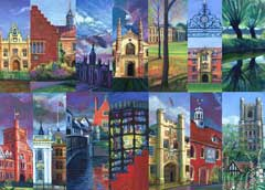 click here to see the paintings of Cambridgeshire